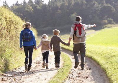 FAMILY-WALKING
