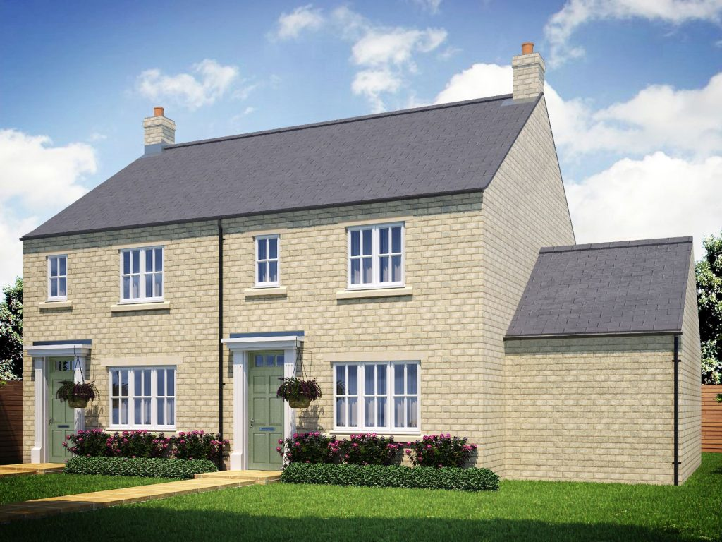 The coppergate new home in richmond north yorkshire yorvik homes for Richmond home and garden show 2017