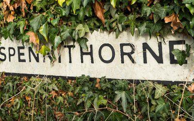 New pathway for Spennithorne School