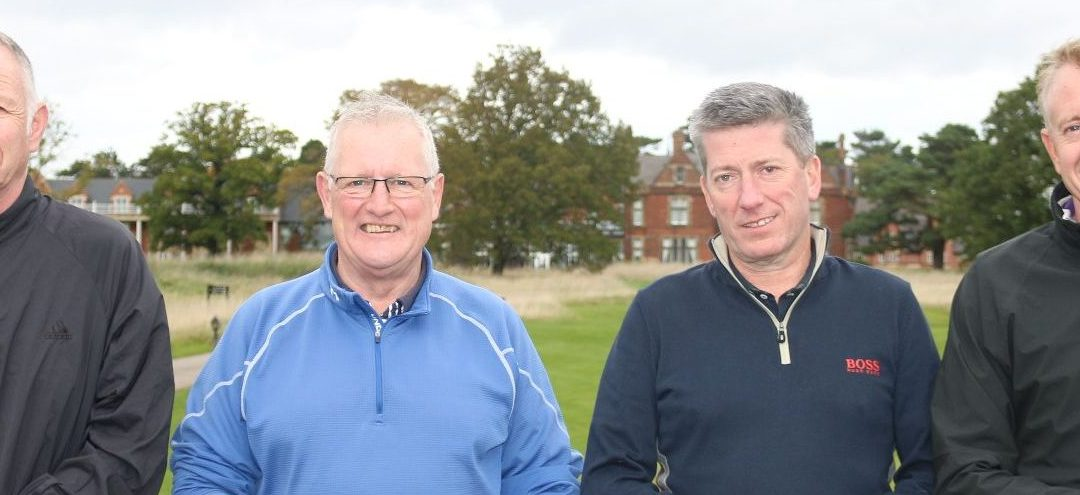 Charity Golf Day raises thousands for Parkinson's UK