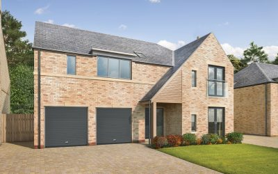 Plot 4 £585,000 Help To Buy available